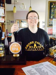 Sarah shows off our first ever pump clip