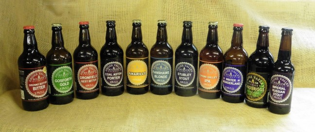 DVB Bottled Beers